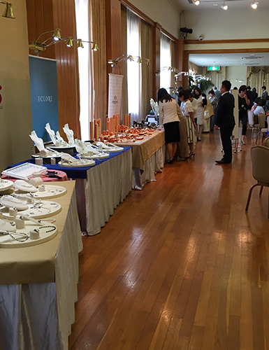 SUMMER JEWELLERY FAIR 神戸観光